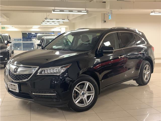 2015 Acura MDX Elite Package (Stk: M13097A) in Toronto - Image 1 of 35