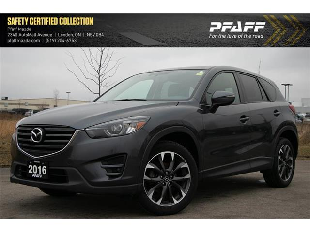 2016 Mazda CX-5 GT (Stk: LM9195A) in London - Image 1 of 22