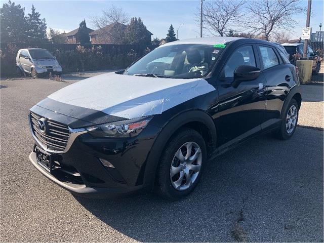 2020 Mazda CX-3 GX (Stk: SN1530) in Hamilton - Image 1 of 15