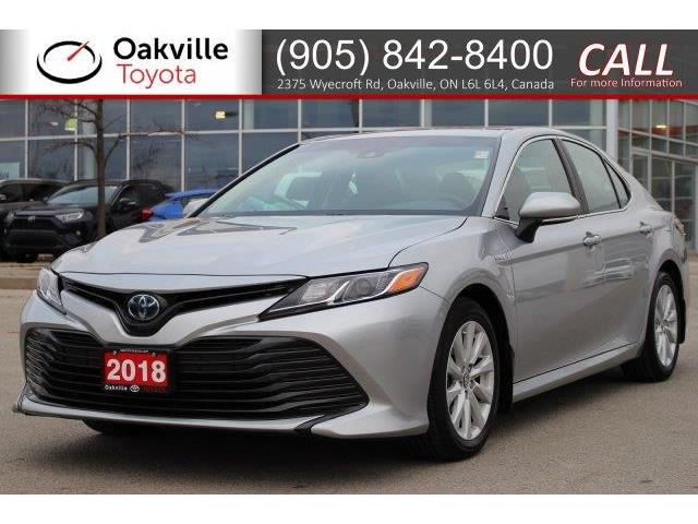 2018 Toyota Camry Hybrid LE (Stk: LP5866) in Oakville - Image 1 of 16