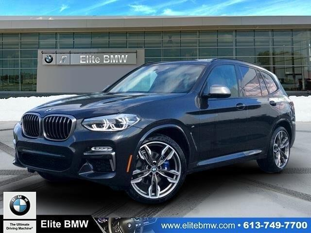 2020 BMW X3 M40i (Stk: 13639) in Gloucester - Image 1 of 13