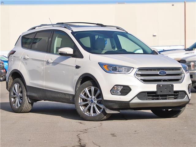 2018 Ford Escape Titanium (Stk: 1HL222C) in Hamilton - Image 1 of 23