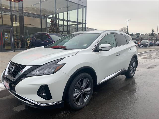 2020 Nissan Murano Platinum (Stk: T20051) in Kamloops - Image 1 of 30