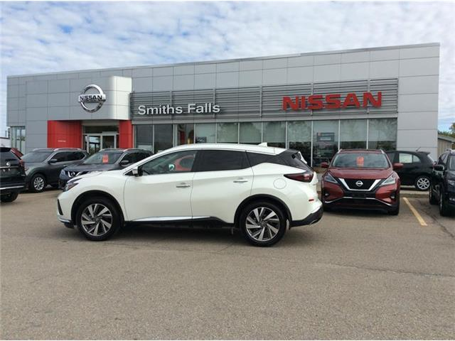 2019 Nissan Murano SL (Stk: 19-063) in Smiths Falls - Image 1 of 13
