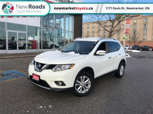2016 Nissan Rogue SV (Stk: 5796) in Newmarket - Image 1 of 22