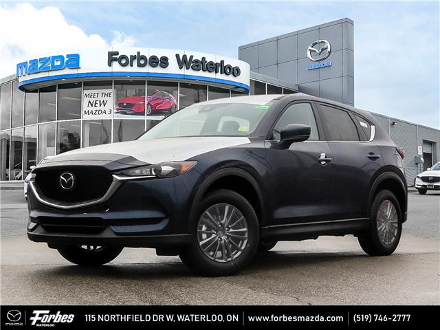 2020 Mazda CX-5 GS (Stk: M6855) in Waterloo - Image 1 of 12