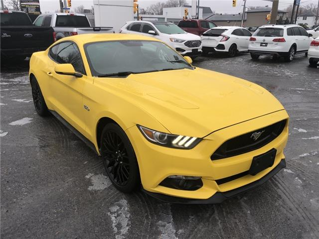 2015 Ford Mustang GT (Stk: J1384A) in Cornwall - Image 1 of 28