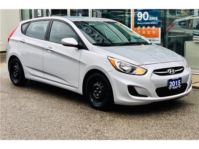 2015 Hyundai Accent GL (Stk: 8216H) in Markham - Image 1 of 21