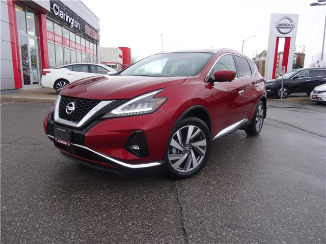 2018 Nissan Murano SL (Stk: 1133) in Bowmanville - Image 1 of 33