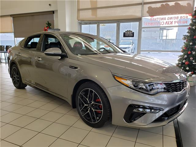 2019 Kia Optima SXL Turbo (Stk: 39114) in Saskatoon - Image 1 of 30