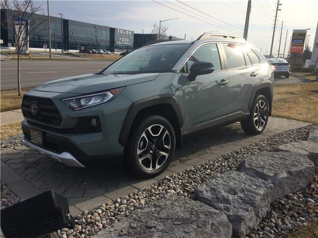 2020 Toyota RAV4 Trail (Stk: 2161) in Barrie - Image 1 of 15