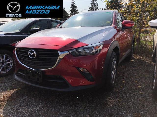 2019 Mazda CX-3 GX (Stk: H190007) in Markham - Image 1 of 1