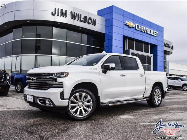 2020 Chevrolet Silverado 1500 High Country (Stk: 2020111) in Orillia - Image 1 of 25