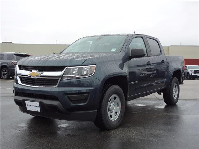 2020 Chevrolet Colorado WT (Stk: 0202820) in Langley City - Image 1 of 6