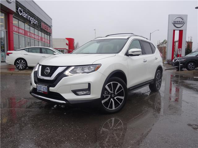 2020 Nissan Rogue SL (Stk: LC715373) in Bowmanville - Image 1 of 36