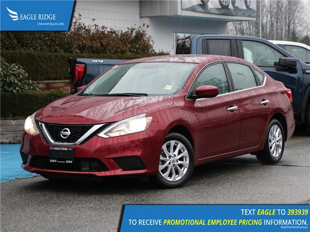 2018 Nissan Sentra 1.8 SV (Stk: 180067) in Coquitlam - Image 1 of 16