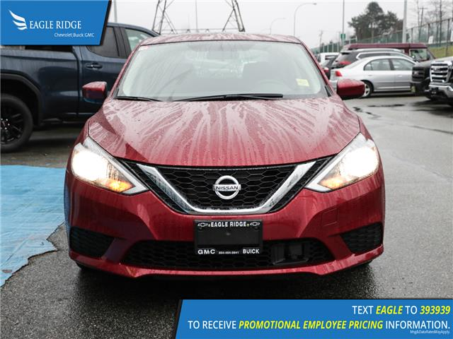 2018 Nissan Sentra 1.8 SV (Stk: 180067) in Coquitlam - Image 2 of 16