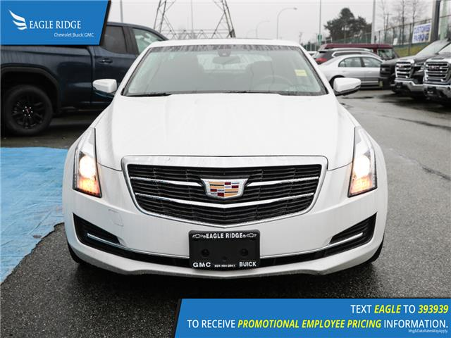 2015 Cadillac ATS 2.0L Turbo (Stk: 155016) in Coquitlam - Image 2 of 16