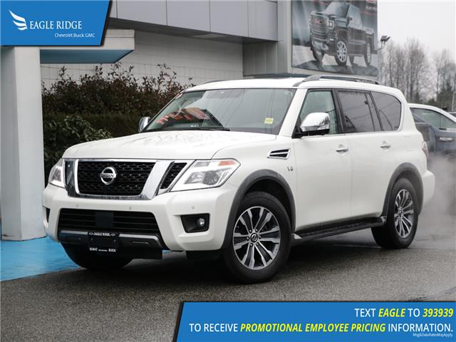 2019 Nissan Armada SL (Stk: 199889) in Coquitlam - Image 1 of 18