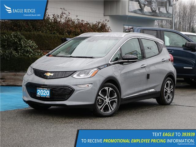 2020 Chevrolet Bolt EV Premier (Stk: 02325A) in Coquitlam - Image 1 of 17