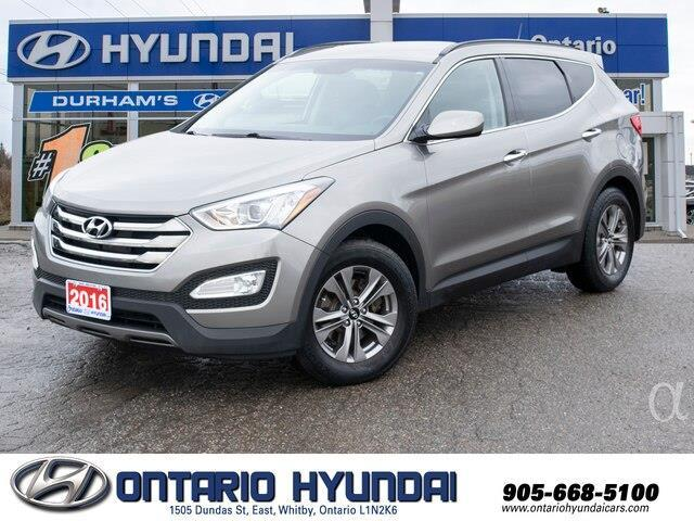 2016 Hyundai Santa Fe Sport 2.0T Premium (Stk: 38627K) in Whitby - Image 1 of 16