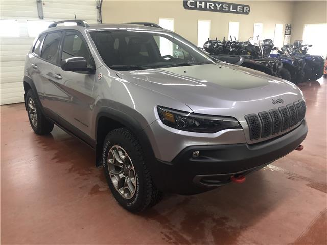 2020 Jeep Cherokee Trailhawk (Stk: T20-31) in Nipawin - Image 1 of 5