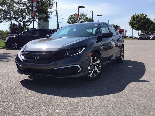 2020 Honda Civic EX (Stk: 20418) in Barrie - Image 1 of 21