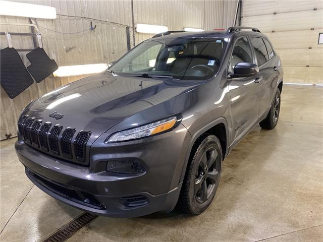 2016 Jeep Cherokee Sport (Stk: KT108A) in Rocky Mountain House - Image 1 of 21