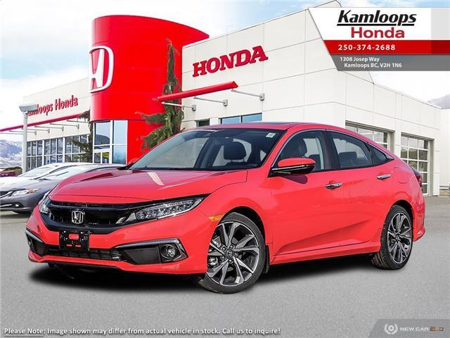 2020 Honda Civic Touring (Stk: N14757) in Kamloops - Image 1 of 23