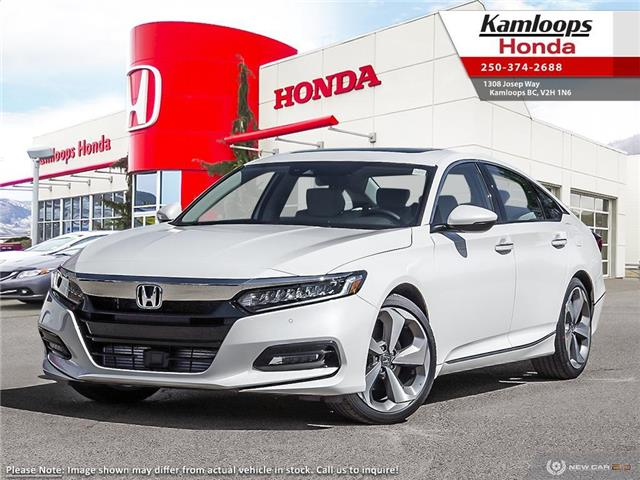 2020 Honda Accord Touring 1.5T (Stk: N14734) in Kamloops - Image 1 of 23