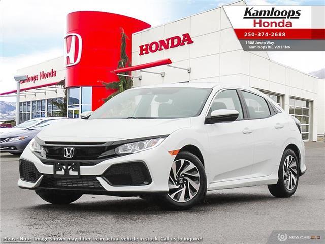 2020 Honda Civic LX (Stk: N14687) in Kamloops - Image 1 of 23