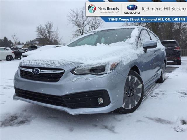 2020 Subaru Impreza 5-dr Sport w/Eyesight (Stk: 34137) in RICHMOND HILL - Image 1 of 21