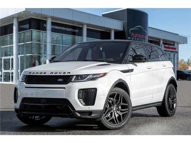 2019 Land Rover Range Rover Evoque HSE DYNAMIC (Stk: 19HMS1433) in Mississauga - Image 1 of 22