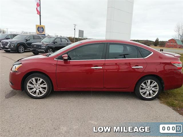2014 Nissan Sentra  (Stk: 20065A) in Goderich - Image 2 of 18