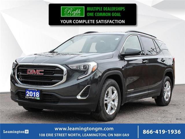 2018 GMC Terrain SLE (Stk: U4366) in Leamington - Image 1 of 30