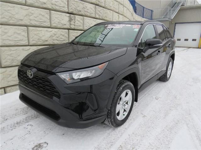 2019 Toyota RAV4 LE (Stk: D91151P) in Fredericton - Image 1 of 21