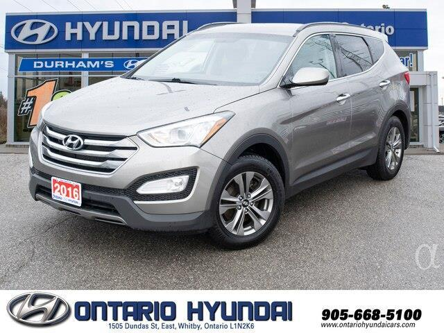 2016 Hyundai Santa Fe Sport  (Stk: 07750K) in Whitby - Image 1 of 16