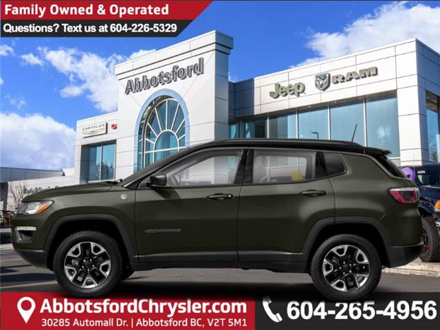 2019 Jeep Compass Trailhawk (Stk: K825721) in Abbotsford - Image 1 of 1