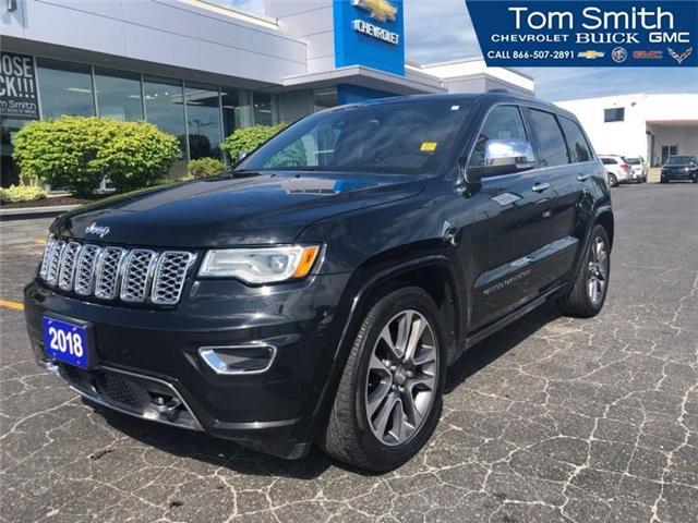 2018 Jeep Grand Cherokee Overland (Stk: 19201AA) in Midland - Image 1 of 17