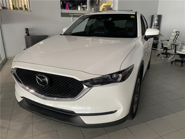 2019 Mazda CX-5 Signature (Stk: 219-36) in Pembroke - Image 1 of 1