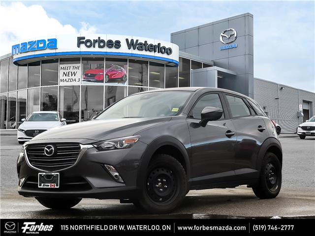 2019 Mazda CX-3 GS (Stk: G6428) in Waterloo - Image 1 of 16