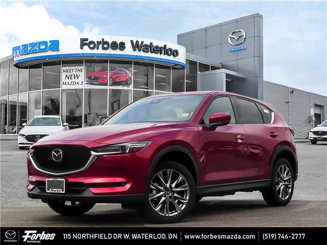 2019 Mazda CX-5 Signature (Stk: M6590) in Waterloo - Image 1 of 17