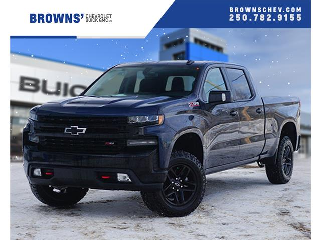 2020 Chevrolet Silverado 1500 LT Trail Boss (Stk: T20-1007) in Dawson Creek - Image 1 of 17