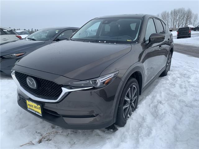 2018 Mazda CX-5 GT (Stk: 218-126) in Pembroke - Image 1 of 1