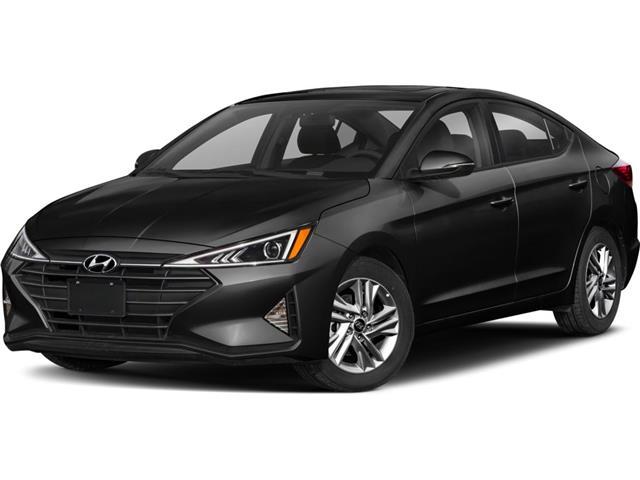 2020 Hyundai Elantra Luxury (Stk: D00197) in Fredericton - Image 1 of 1