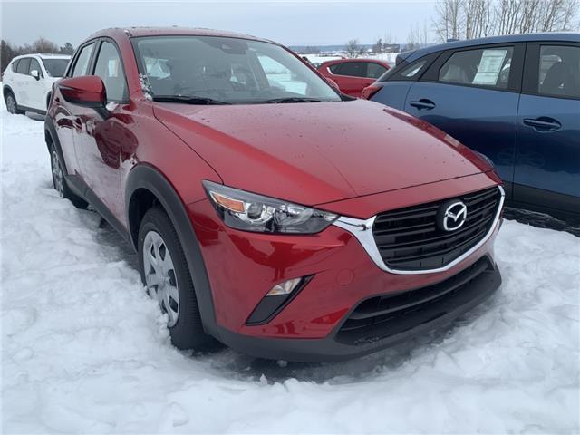 2019 Mazda CX-3 GX (Stk: 219-109) in Pembroke - Image 1 of 2