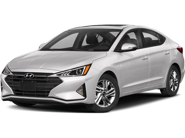 2020 Hyundai Elantra Preferred (Stk: D00206) in Fredericton - Image 1 of 1
