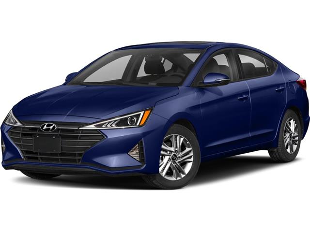 2020 Hyundai Elantra Luxury (Stk: D00010) in Fredericton - Image 1 of 1