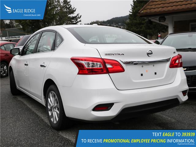 2018 Nissan Sentra 1.8 SV (Stk: 180068) in Coquitlam - Image 2 of 3