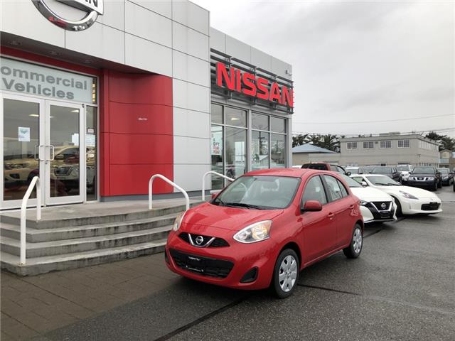 2019 Nissan Micra SV (Stk: N90-4823) in Chilliwack - Image 1 of 1